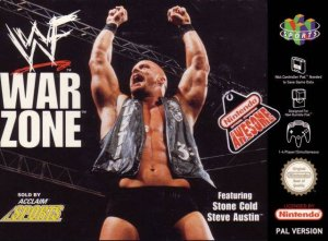 WWF War Zone per Nintendo 64