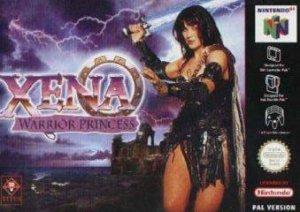 Xena: Warrior Princess per Nintendo 64