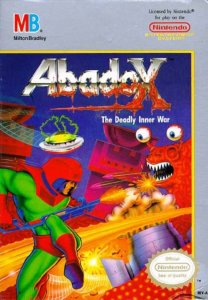 Abadox: The Deadly Inner War per Nintendo Entertainment System