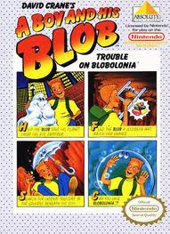A Boy and His Blob per Nintendo Entertainment System
