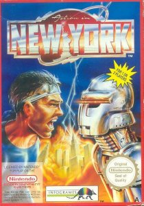 Action in New York per Nintendo Entertainment System