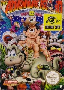 Adventure Island 2 per Nintendo Entertainment System