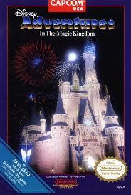 Adventures in the Magic Kingdom per Nintendo Entertainment System