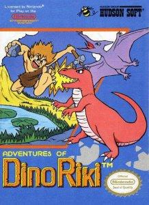 Adventures of Dino Riki per Nintendo Entertainment System