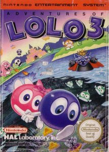 Adventures of Lolo 3 per Nintendo Entertainment System