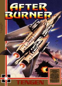 Afterburner per Nintendo Entertainment System