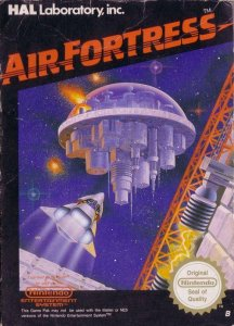 Air Fortress per Nintendo Entertainment System