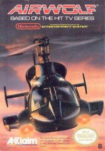 Airwolf per Nintendo Entertainment System
