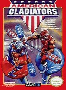 American Gladiators per Nintendo Entertainment System