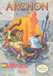 Archon: The Light and the Dark per Nintendo Entertainment System