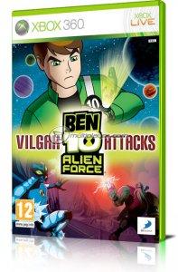 Ben 10: Alien Force - Vilgax Attacks per Xbox 360