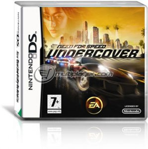 Need for Speed Undercover per Nintendo DS