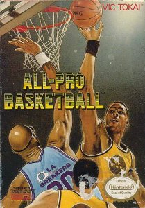 All-Pro Basketball per Nintendo Entertainment System