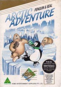 Arctic Adventure per Nintendo Entertainment System