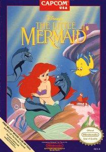 Ariel: The Little Mermaid per Nintendo Entertainment System