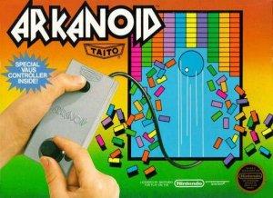 Arkanoid per Nintendo Entertainment System
