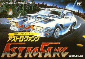 Astro Fang per Nintendo Entertainment System