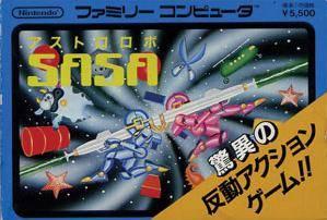 Astro Robo Sasa per Nintendo Entertainment System