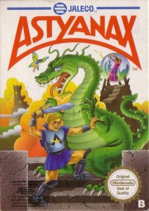 Astyanax per Nintendo Entertainment System