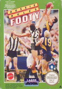 Aussie Rules Footy per Nintendo Entertainment System