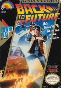 Back to the Future per Nintendo Entertainment System