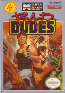 Bad Dudes per Nintendo Entertainment System