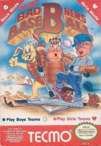 Bad News Baseball per Nintendo Entertainment System