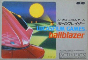 Ballblazer per Nintendo Entertainment System