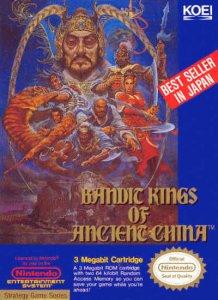 Bandit Kings of Ancient China per Nintendo Entertainment System