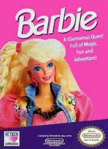 Barbie per Nintendo Entertainment System