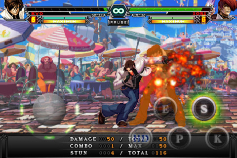 The King of Fighters-i 2012 disponibile su App Store