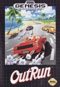 Out Run per Sega Mega Drive