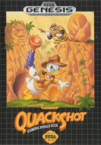 Quackshot Starring Donald Duck per Sega Mega Drive
