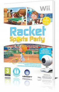 Racket Sports Party per Nintendo Wii