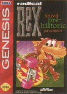 Radical Rex per Sega Mega Drive