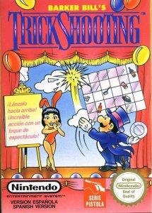 Barker Bill's Trick Shooting per Nintendo Entertainment System