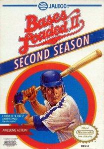 Bases Loaded II: Second Season per Nintendo Entertainment System