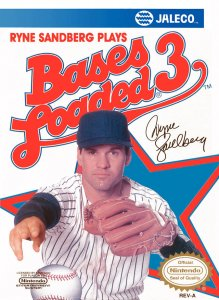 Bases Loaded 3 per Nintendo Entertainment System