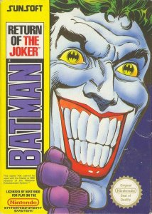 Batman: Return of the Joker per Nintendo Entertainment System
