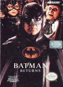 Batman Returns per Nintendo Entertainment System