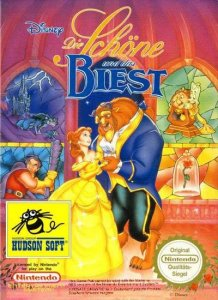Beauty and the Beast per Nintendo Entertainment System