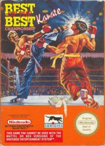Best of the Best: Championship Karate per Nintendo Entertainment System