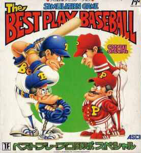 Best Play Pro Yakyuu Special per Nintendo Entertainment System