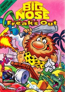Big Nose Freaks Out per Nintendo Entertainment System