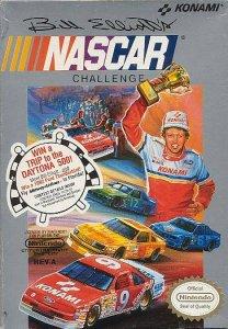 Bill Elliott's NASCAR Challenge per Nintendo Entertainment System