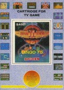Bingo 75 per Nintendo Entertainment System