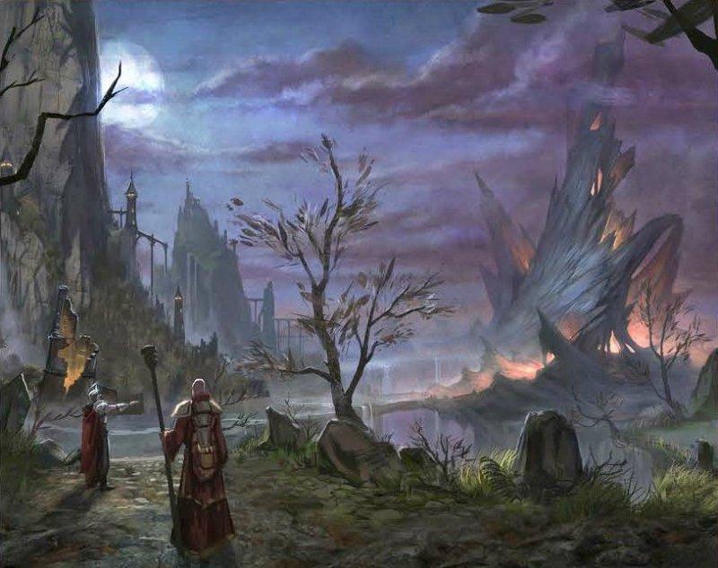 The Elder Scrolls Online, il director parla del ruolo dell'eroe