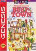Richard Scarry's Busytown per Sega Mega Drive