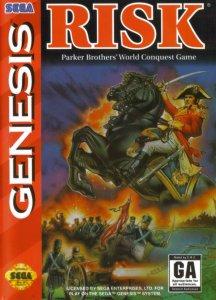 Risk per Sega Mega Drive