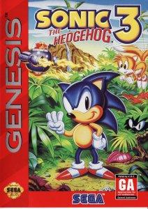 Sonic the Hedgehog 3 per Sega Mega Drive